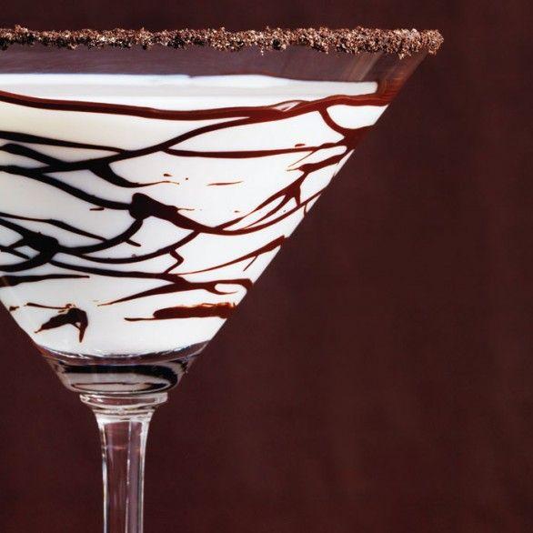 Cocktail Desserts, Martini
