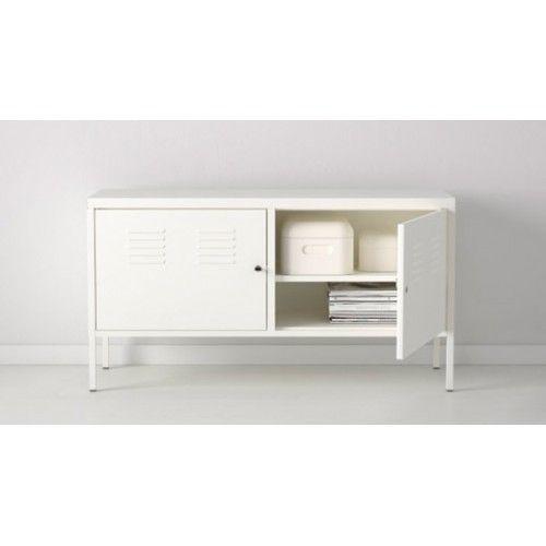 IKEA PS Cabinet, 119x63 Cm White