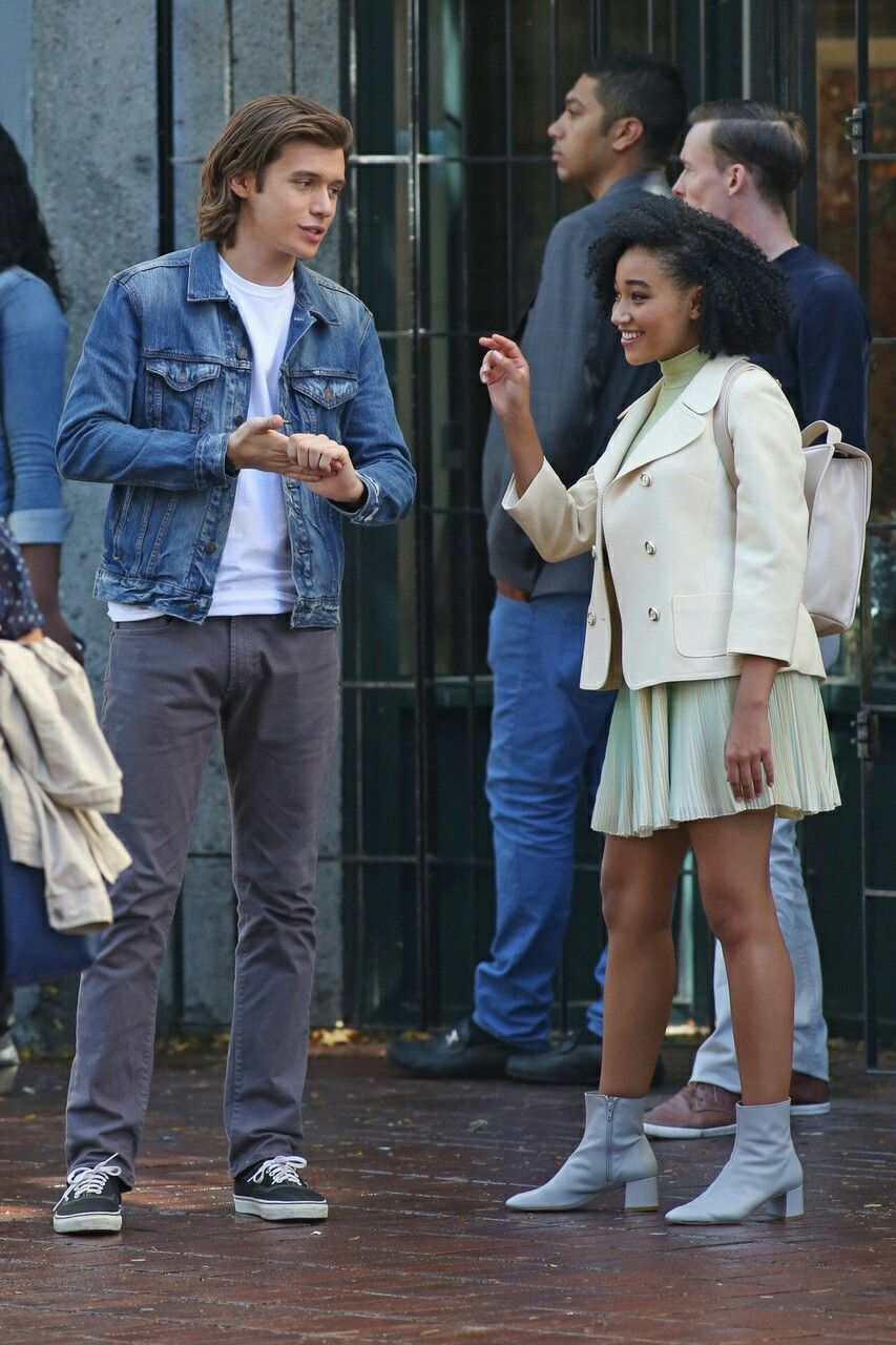 Maddy and olly Amandla and Nick | Everything Everything ...