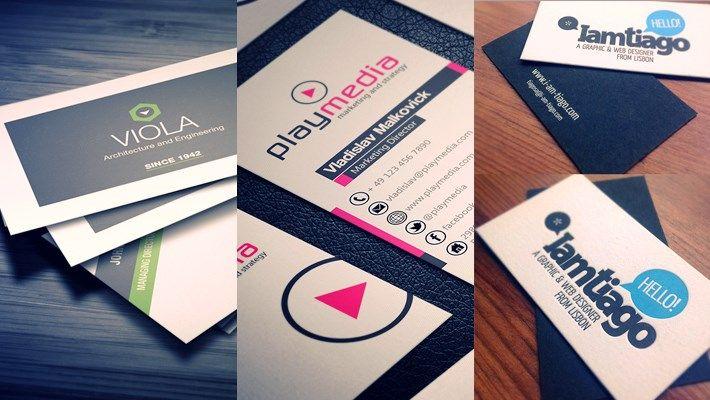 Business Card Design Inspiration | Business cards, Design ...
