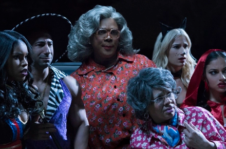 Tyler Perry's 'Boo 2!' ' scares away competitors at the
