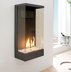Nu Flame Torcia Wall Mounted Ethanol Fireplace Nf W3toa Unique