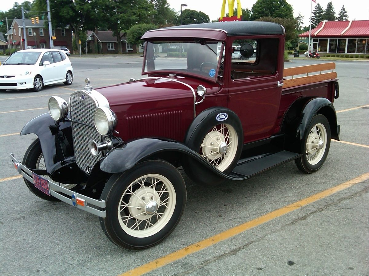 ford trucks | Curbside Classic 1930 Ford Model A Pickup u2013 The Modern Pickup is ... | sweet rides | Pinterest | Ford trucks Ford models and Ford & ford trucks | Curbside Classic: 1930 Ford Model A Pickup u2013 The ... markmcfarlin.com
