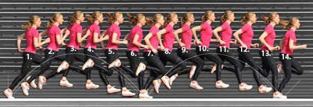 An Analysis of Running Technique  http://www.runnersworld.com/race-training/an-analysis-of-running-technique