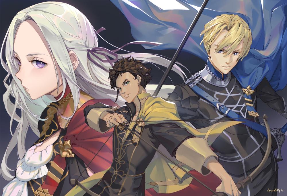 LucidSky💇🏻♀️ on Fire emblem, Fire emblem games, Anime