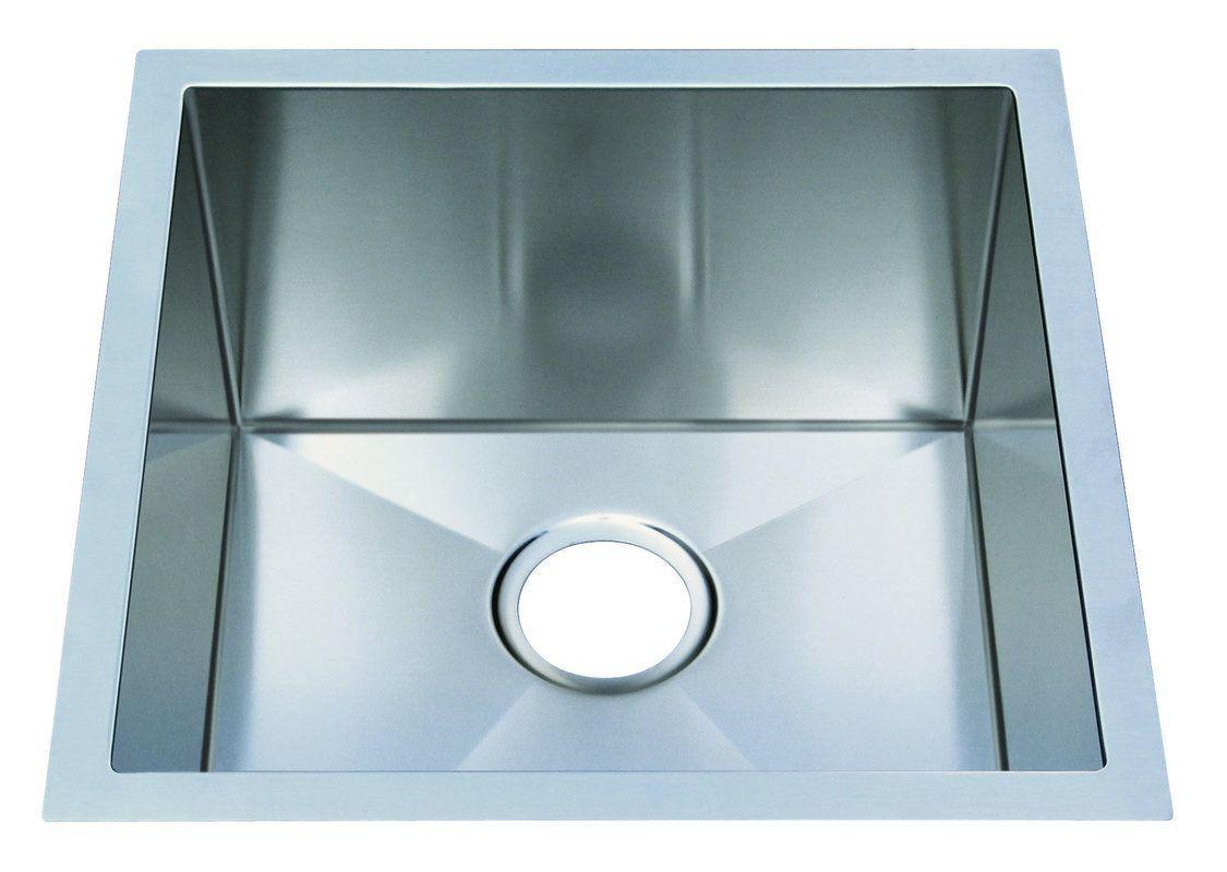 Frigidaire Sinks FPUR1919-D10 Professional 19\
