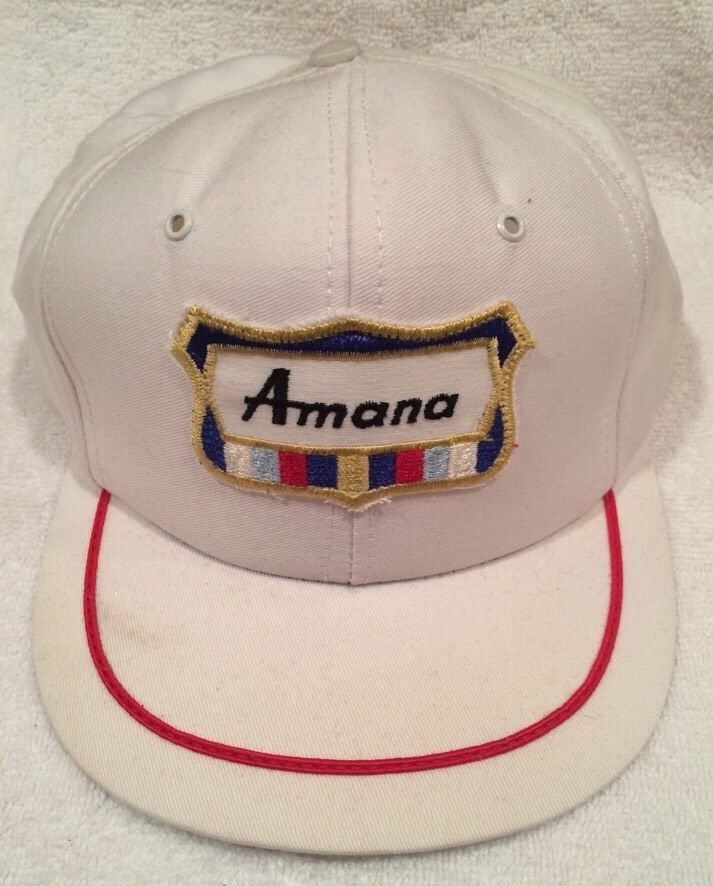 New w o Tags Amana Golf Cap Hat. Vintage! Rare! PGA Tour. WOW!!! Collectable 08369cb670e