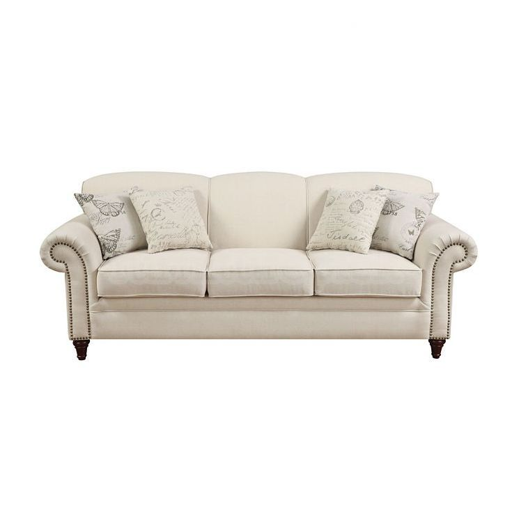 Capetown Sofa In Oatmeal Ivory Linen Eco Friendly Everything 의자