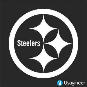 PITTSBURGH STEELERS NFL Sports VINYL DECAL STICKER The Custom - Custom vinyl decals pittsburgh