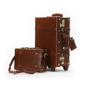 Vintage rolling luggage and carryon | Luggage | Pinterest | Vintage