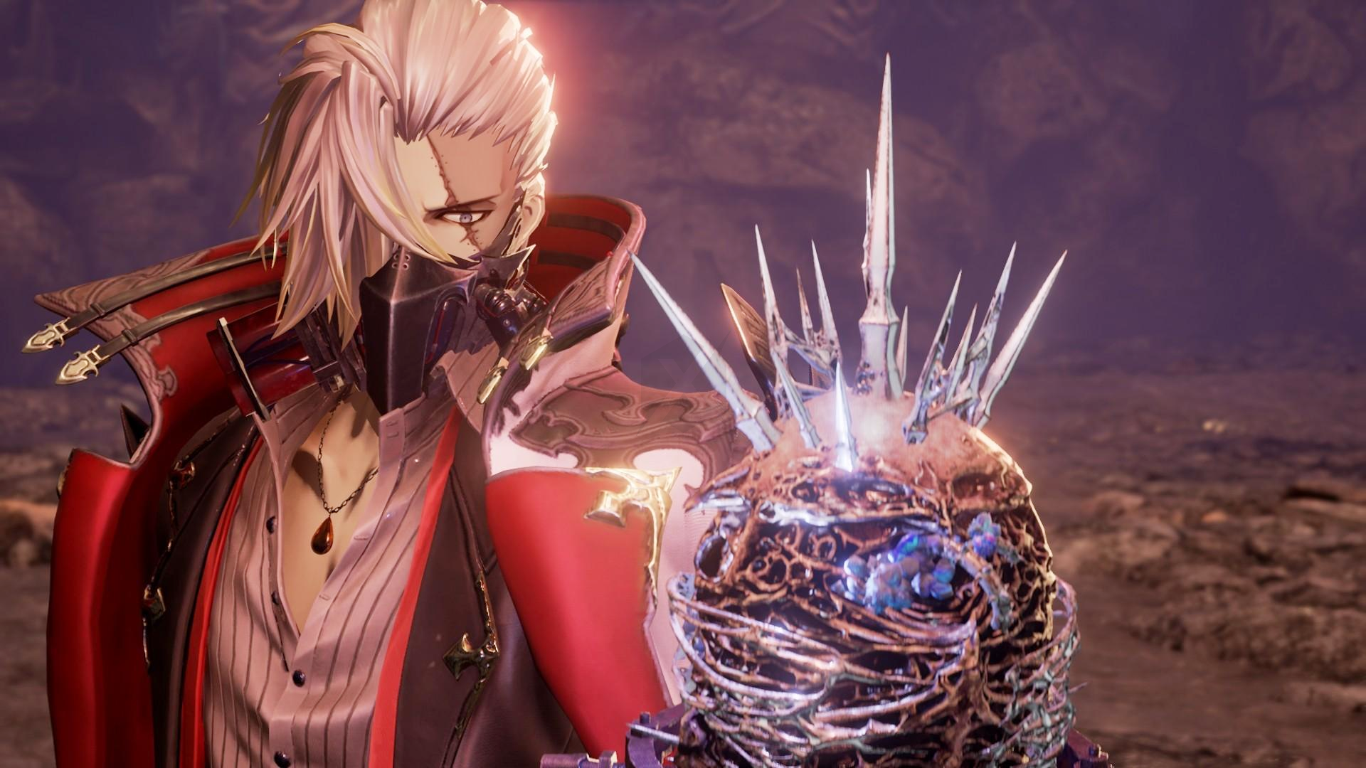 Code Vein, the third developer diary shows us the