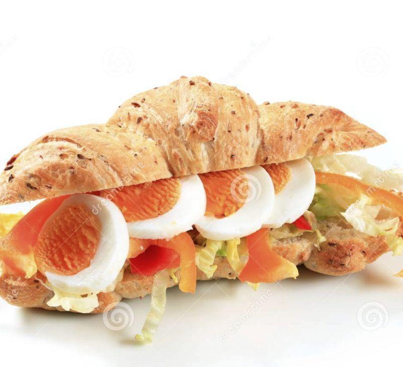 #PaninoPerfetto uova e pane
