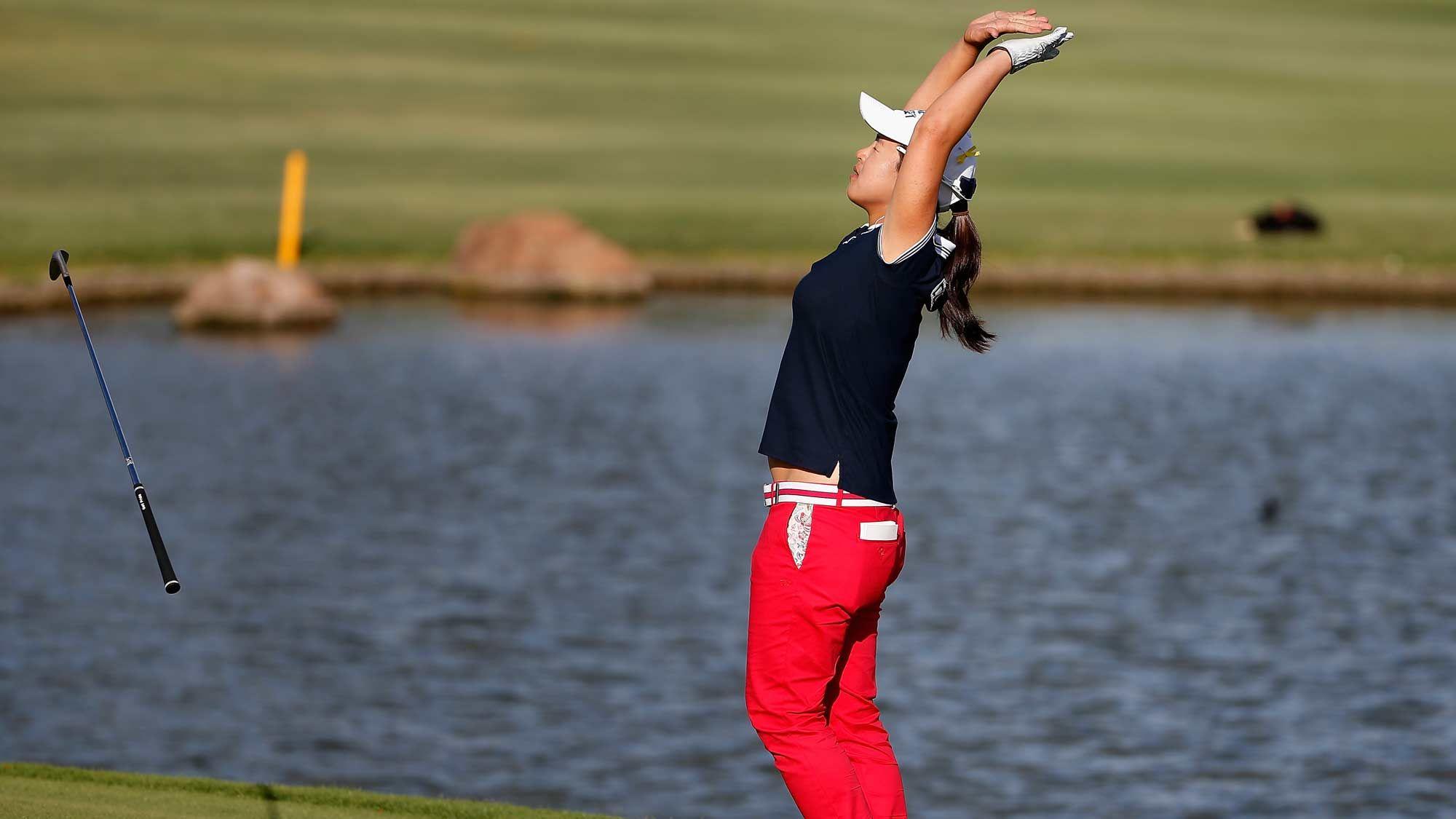 Eagles for a cause lpga ladies professional golf