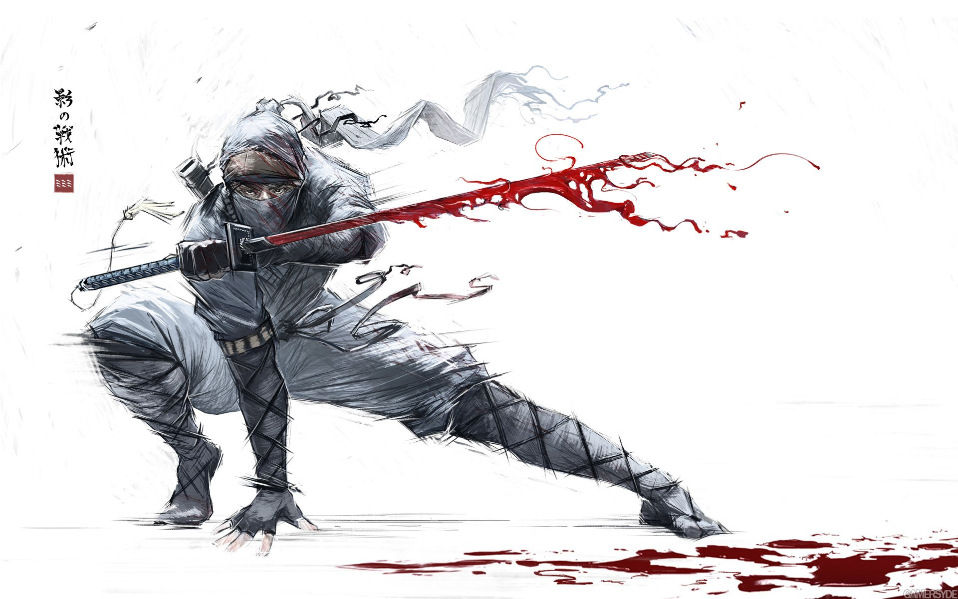 Pin by Vishnu Km on sketch in 2019 | Ninja art, Samurai