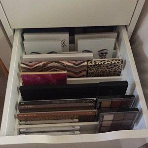 Foundation Ikea® Alex Drawer Organizerfits UnitsMakeup 1JTFclK