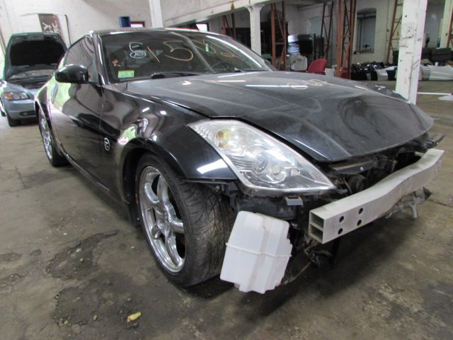 Parting out 2007 Nissan 350Z – Stock # 150215 « Tom\'s Foreign Auto ...