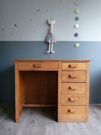 vintage desk - atelier charivari