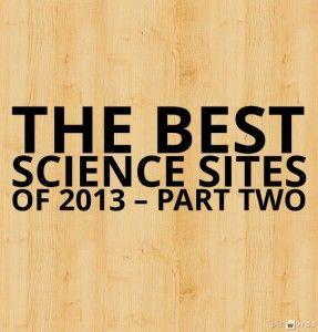 Os melhores sites de ciência de 2013 – Part 2