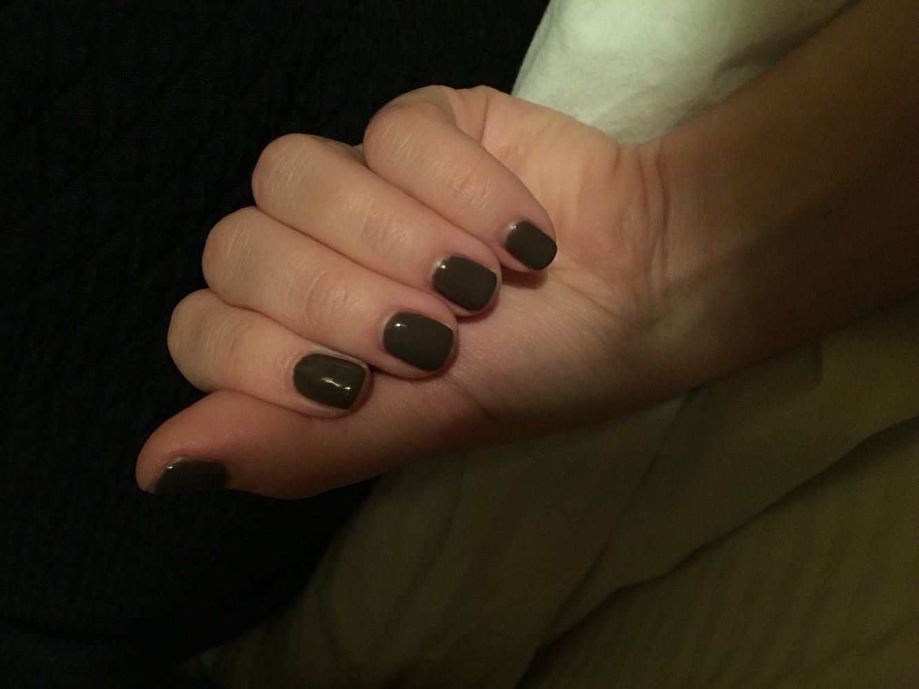 You Don't Know Jaques OPI gel