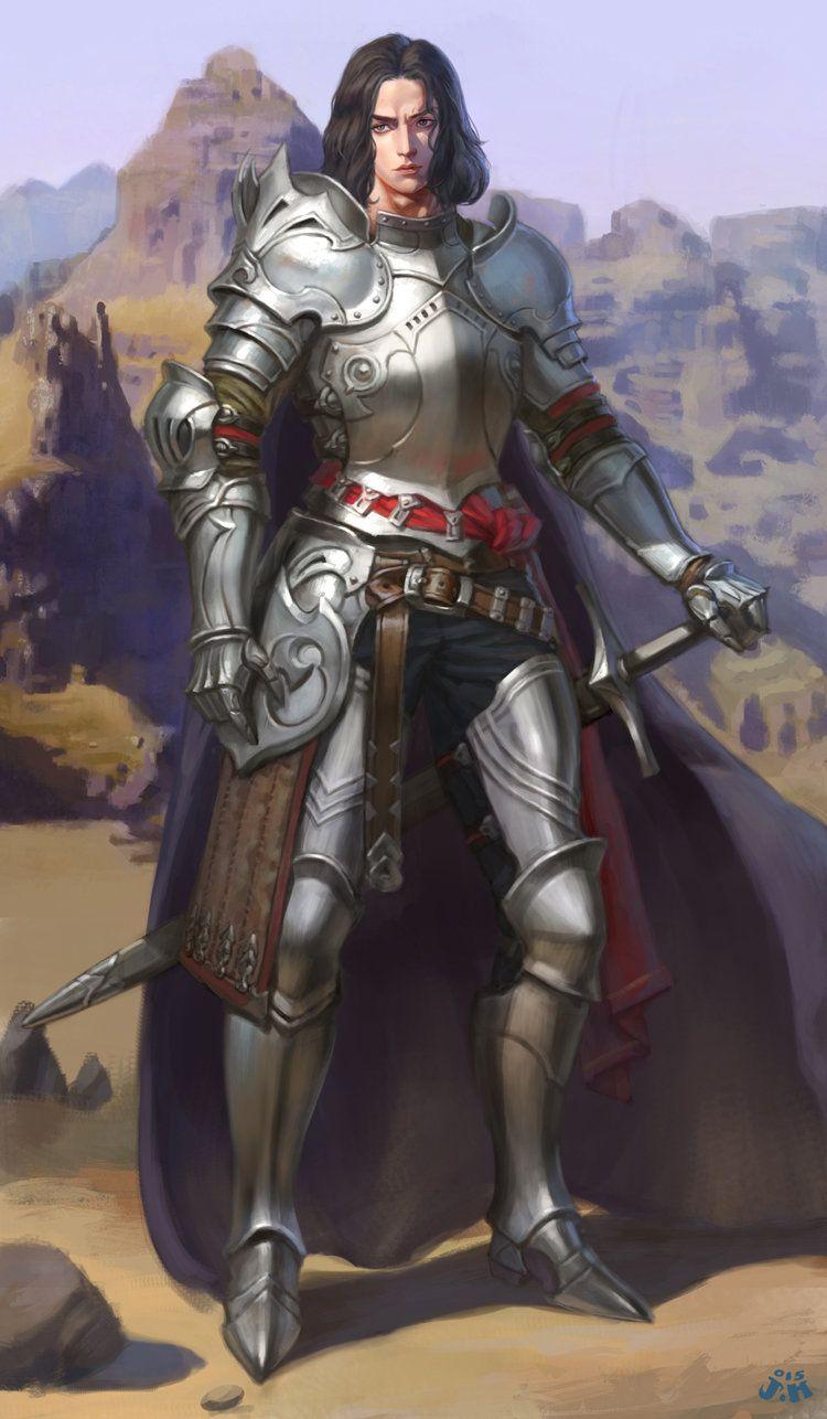 Fantasy Medieval Knight Knight, ㅇㅇ ㅇㅇ ...