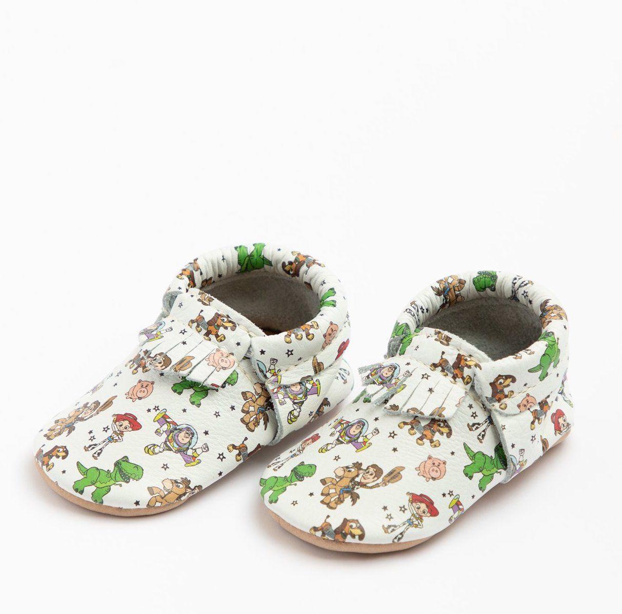 peek at the irresistible baby moccasins