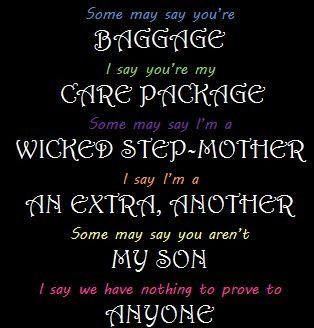 sayings and quotes about stepsons | Created for my StepSon