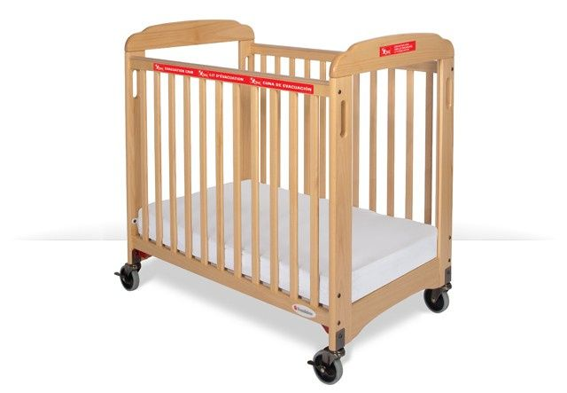 Fd 1932047 First Responder Evacuation Cribs Fixed Side