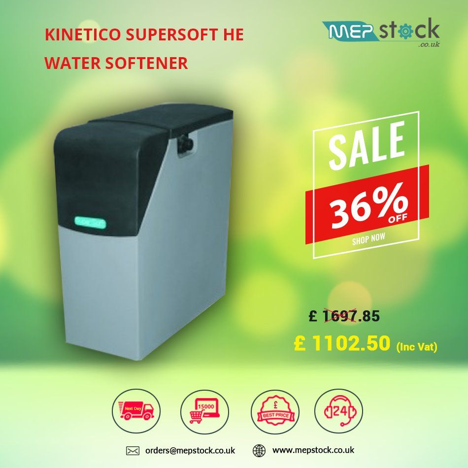 Water Softener Price Price Drop On Water Softener Get 36 Off On Kinetico Supersoft He