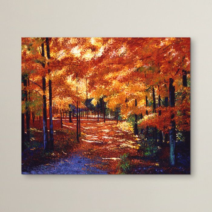 One Size AngelStar Autumn Leaves Photo Frame Multicolor