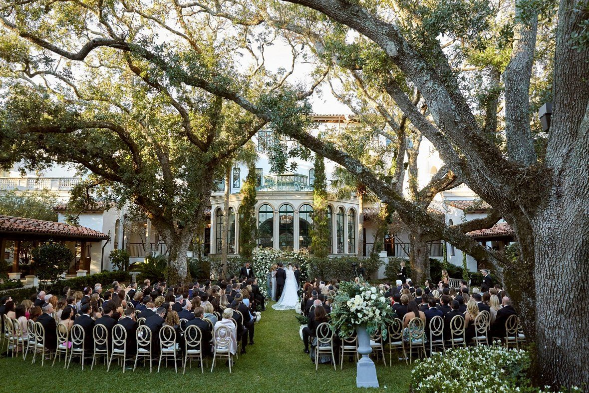 Wedding At The Cloisters Sea Island Ga Sea Island Wedding Sea Island Christian Oth Studio