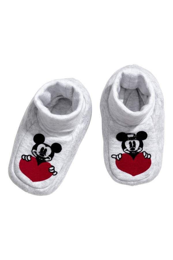 Gray melange/Mickey Mouse