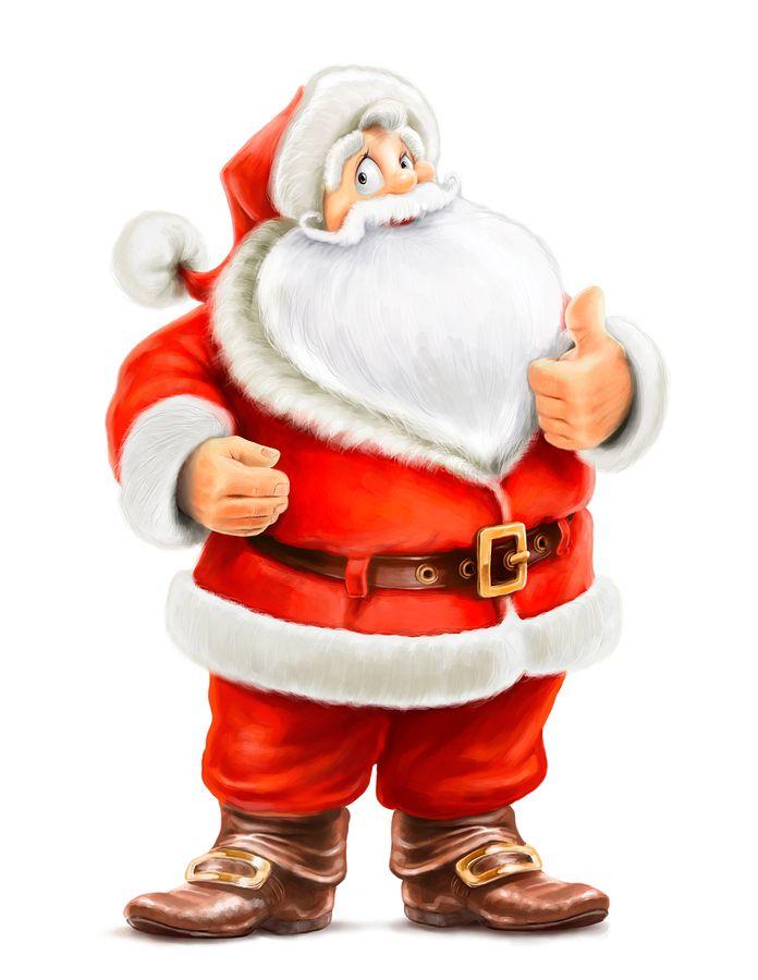 Resultado de imagem para Santa Claus