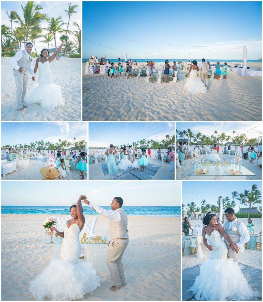 Hard Rock Punta Cana Wedding Destination Wedding Reception Pictures Weddi Hard Rock Punta Cana Wedding Punta Cana Wedding Hard Rock Hotel Punta Cana Wedding