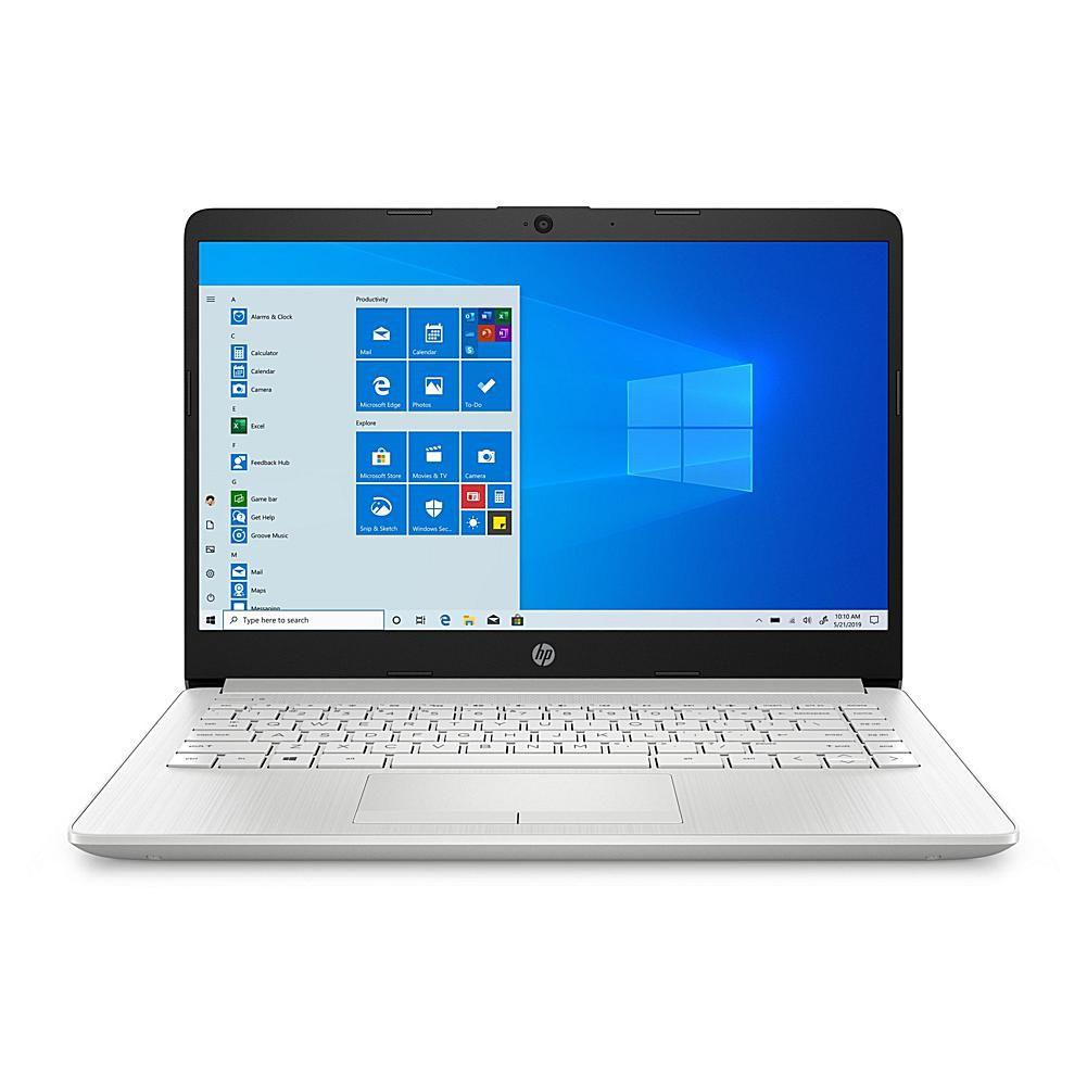 Hp 14 Amd R5 8gb Ram 256gb Laptop In Silver 9608396 Hsn Hp 17 Ssd Hdd