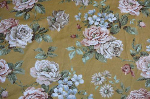 Sanderson Romantica Floral Curtains Floral Fabric