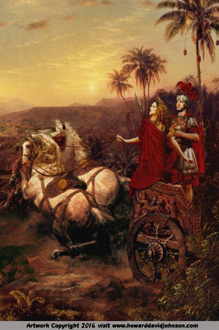 Warrior Queen Zenobia ...