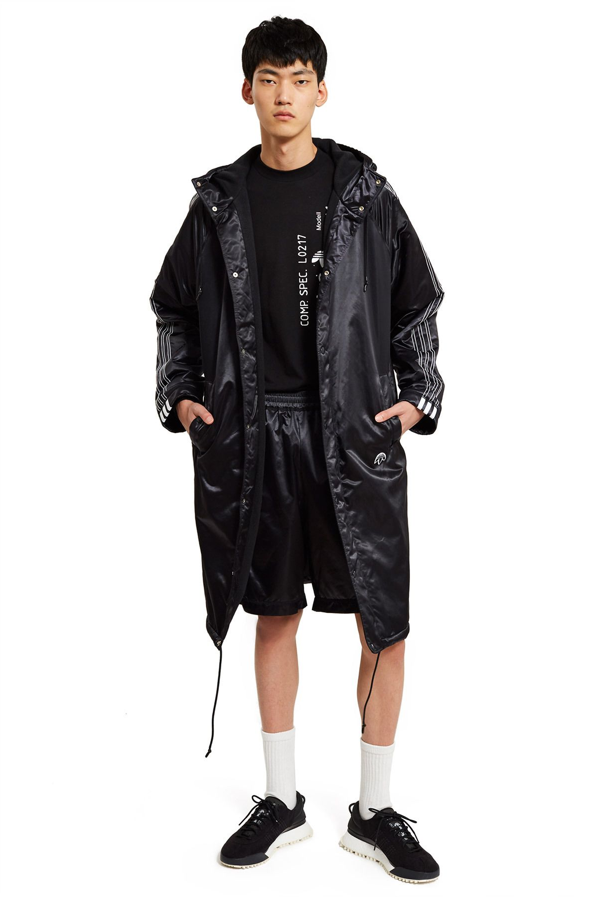 reaccionar Noticias de última hora respuesta  adidas Originals by Alexander Wang, Stadium Jacket Season 2 of adidas  Originals by Alexander Wang is inspired by the culture … | Clothes for  women, Jackets, Clothes