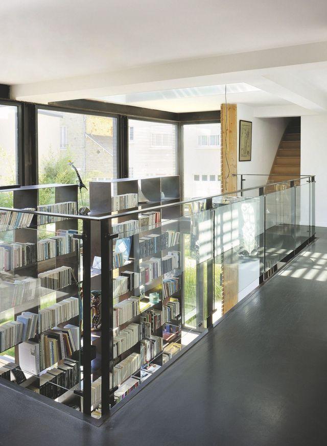frédéric boilevin architecte / extension d\'une maison de ville ...