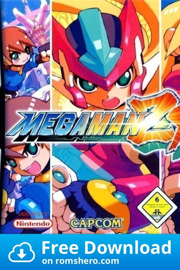 Download MegaMan ZX Nintendo DS (NDS) ROM Nintendo ds