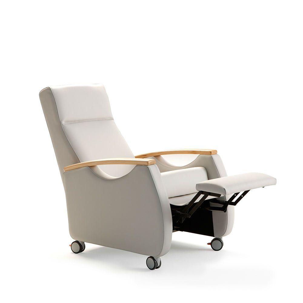 El modelo Delhi es un sillón reclinable manual con sistema básico de ...