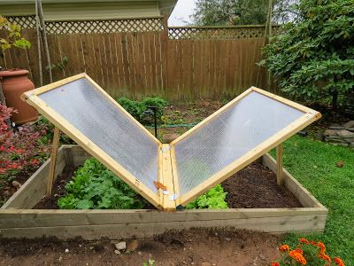 Niki Jabbour The Year Round Veggie Gardener Lindas Cold Frames