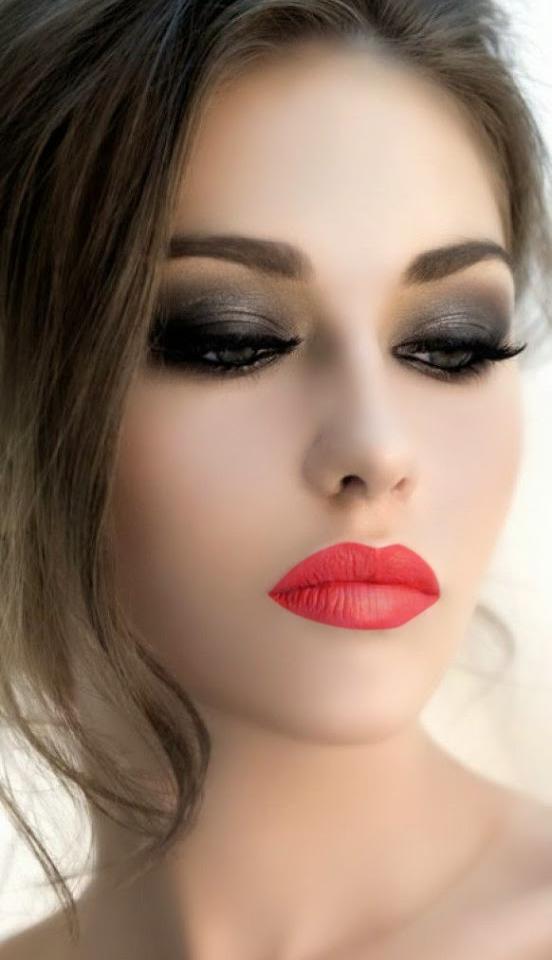Prom makeup Grey eye makeup, Smokey eye makeup, Eye makeup