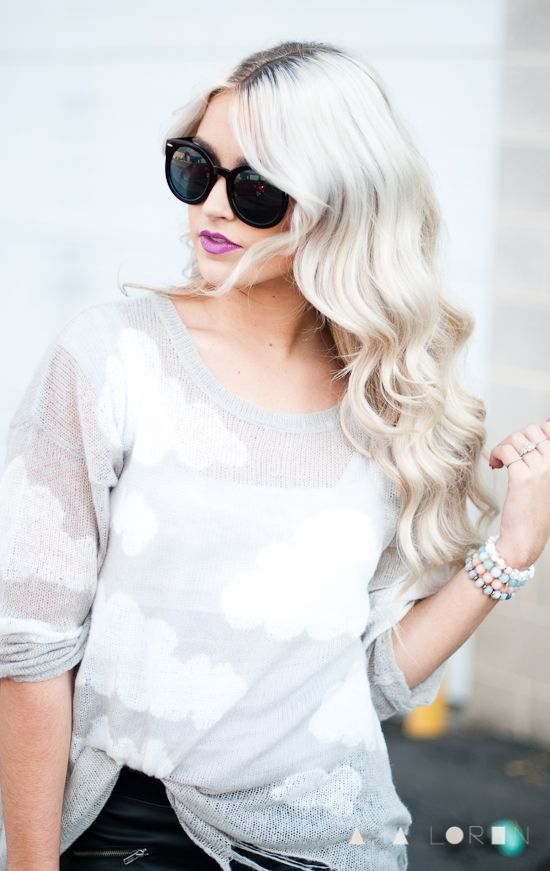 Cara Loren Bellami Hair Extensions In Ash Blonde Absolutely Love