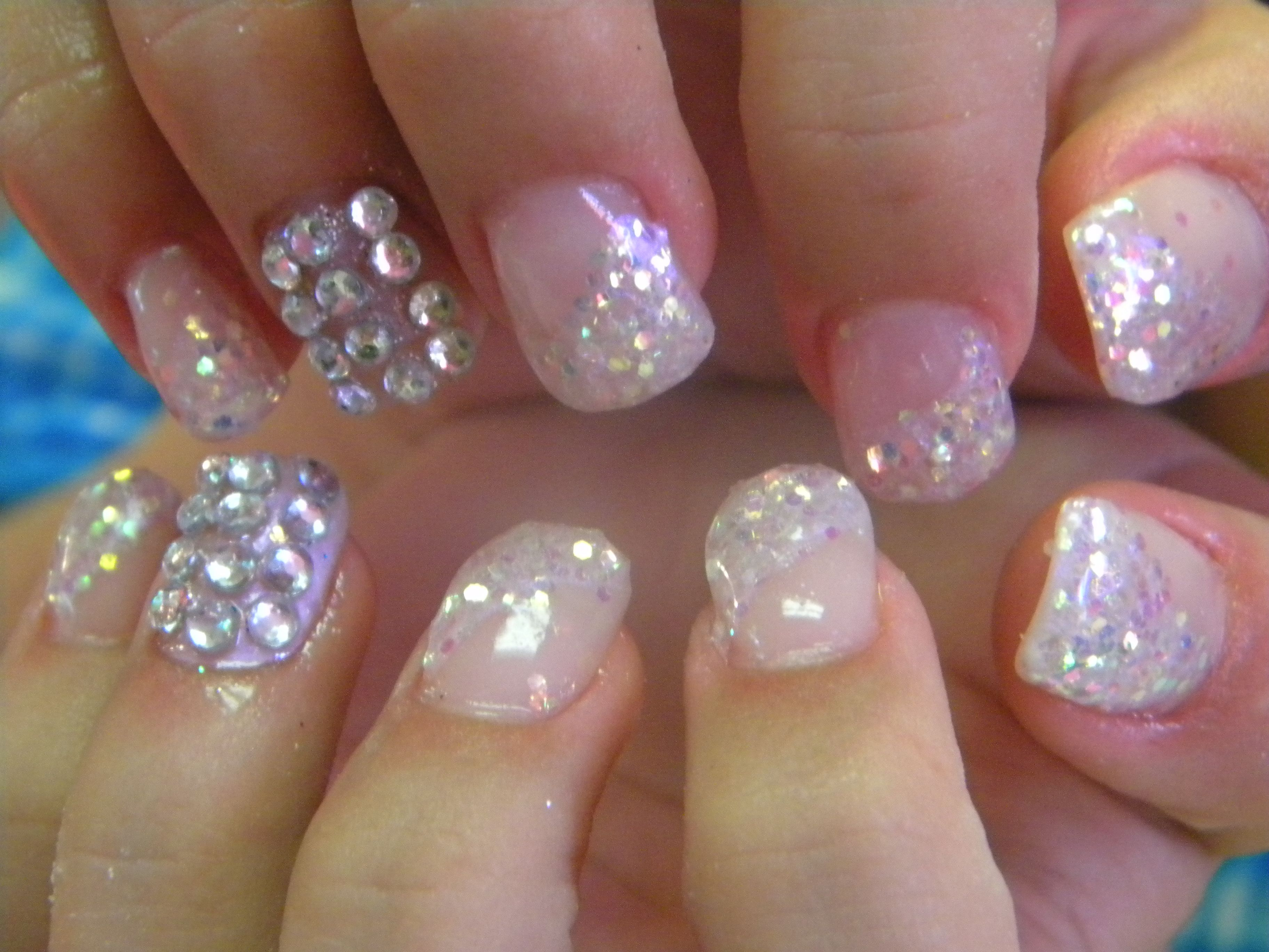 Nails for prom! Awesome! | The Prom Shop - Nail Ideas Prom 2017 ...