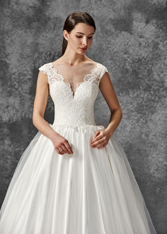 Country wedding dress boho wedding dress unique wedding dress with