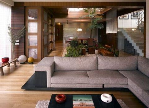 Home · Indian Living Room Interior Design