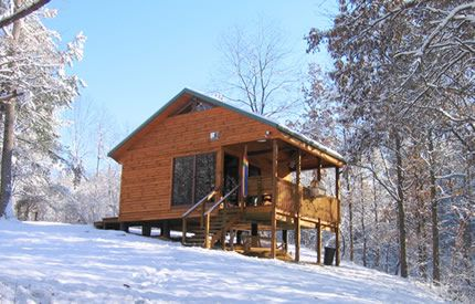 Ohio Hot Tub Cabin Getaway Weekend For Romantic Couples