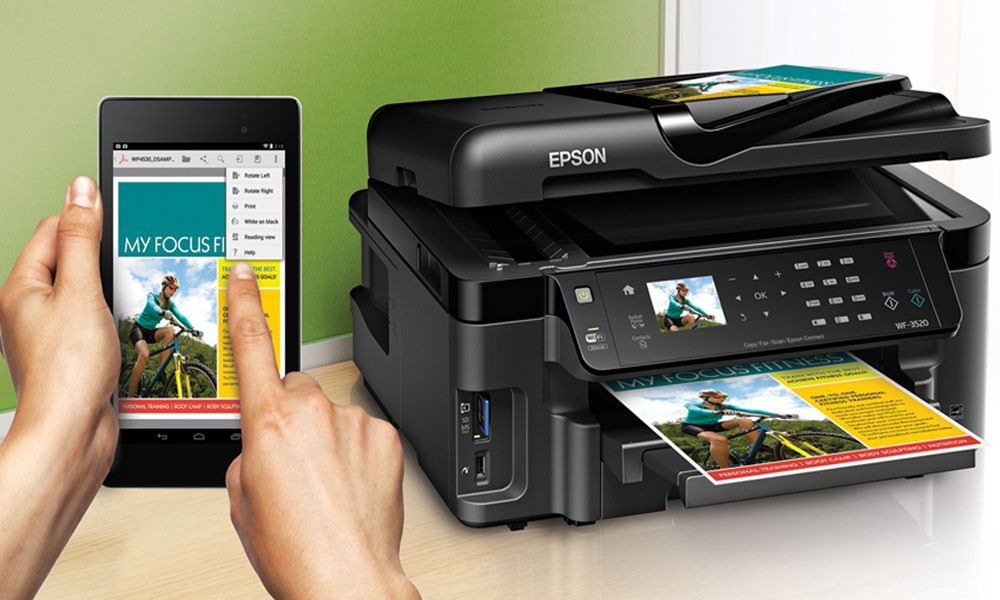 How to Print Wirelessly from Android Phone or Tablet
