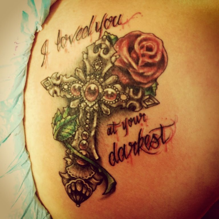 Tattoo For Self Harm Would So Get This On My Right Thigh