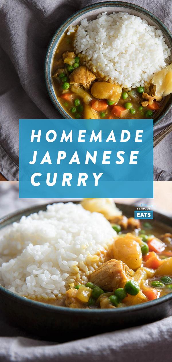 Homemade Japanese Curry Rice Kare Raisu Recipe Recipe In 2020 Japanese Curry Kare Raisu Recipe Vegetarian Japanese Curry